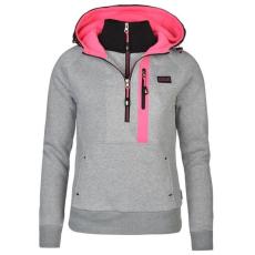 Everlast Premium Q Zip női kapucnis pulóver| felső