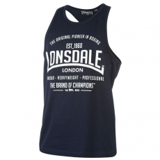 Lonsdale Boxing Vest Top Mens