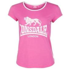 Lonsdale2 Stripe Large női póló