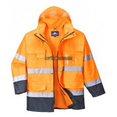 Portwest S162 Hi-Vis Lite 3 az 1-ben kabát (narancs/navy)