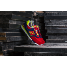 New Balance 574 Basin/ Red