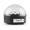 Max Magic Jelly DJ-Ball LED fényeffekt MP3 lejátszóval, RGB, zenével való vezérlés, USB, SD
