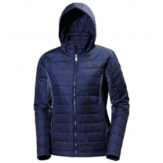 Helly Hansen W Astra Hooded Jacket Utcai kabát,dzseki D (54435-p_689 Evening Blue)