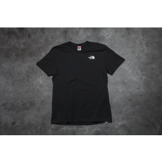 The North Face Short Sleeve Red Box Tee Black