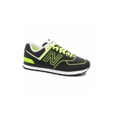 New Balance ML574NEN BLACK-GREEN