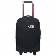 The North Face Overhaed gurulós bőrönd, Fekete, 35 cm (T92T7BJK3)