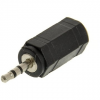 OEM 2,5 mm-es audio jack -&gt, 3,5 mm-es jack