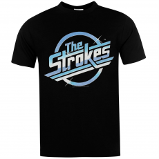 Official Band Merch Póló Official The Strokes fér.