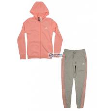 Adidas PERFORMANCE Kamasz lány Jogging set YG HOOD COT TS