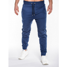 Ombre Men's Fashion Nadrág P 435 s.kék