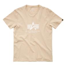 Alpha Industries Basic T - caramel