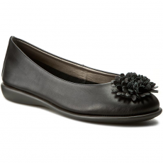 The Flexx Balerina THE FLEXX - Mrs Flower B226/17 Black