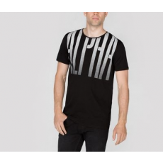 Alpha Industries FADE OUT T - fekete