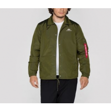 Alpha Industries COACH JACKET TT - dark green