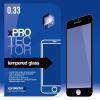 Xprotector Tempered Glass full size Black kijelzővédő LG K7 készülékhez