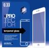 Xprotector Tempered Glass full size White kijelzővédő Samsung A3 2016 (A310F) készülékhez