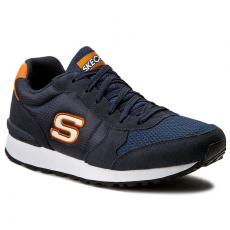 Skechers Sportcipő SKECHERS - Early Grab 52310/NVOR Nvy/Orng