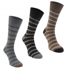 Soul Cal Zokni SoulCal 3 Pack Ankle fér.