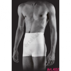 Férfi alakformáló boxer, Farmacell 402, fekete, XL