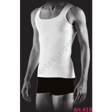 Alakformáló férfi atléta, Farmacell 418, fekete, XL