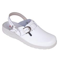 Berkemann Tec-Pro Passadena fehér papucs