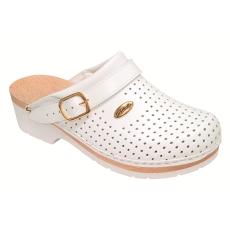 Scholl CLOG S COMFORT fehér papucs