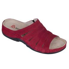 Berkemann Bine piros papucs