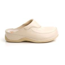 Batz FC04 bézs papucs
