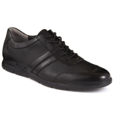 Clarks Denner Race fekete férfi cipő