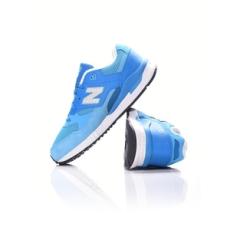 New Balance fiú utcai cipő KL 530 BXG, kék, vászon, 36
