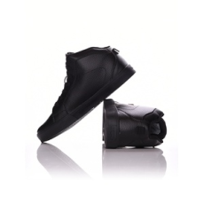 Levis férfi utcai cipő Franklin, fekete, műbőr, 40