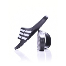Adidas PERFORMANCE strandpapucs Duramo Slide, férfi, fekete, gumi, 40,6