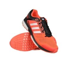 Adidas PERFORMANCE férfi futócipő Revenge Boost M, piros, mesh, 43,3, stabil