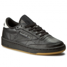 Reebok Cipők Reebok - Club C 85 Diamond BD4425 Black/Gum