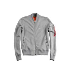 Alpha Industries X-Fit Sweat Jacket MA-1 Női - szürke