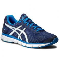 Asics Cipők ASICS - Gel-Impression 9 T6F1N Indigo Blue/White/Electric Blue 4901