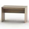 Íróasztal, sonoma tölgyfa, TEMPO ASISTENT NEW 021 PI
