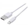 """MANHATTAN USB kábel, lightning, 2 m, MANHATTAN """"iLynk"""", fehér"""