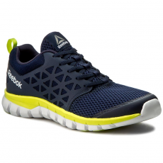 Reebok Cipők Reebok - Sublite Xt Cushion 2.0 Mt Navy/Yellow/Wht/Pwtr