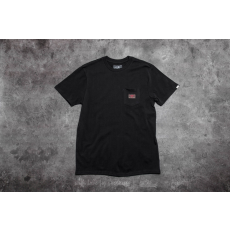 Vans Gilbert Crockett Pocket Tee Black