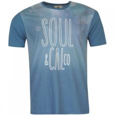 SoulCal SoulCal Sublimation póló férfi