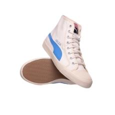 Puma unisex utcai cipő Ibiza Mid NM, fehér, vászon