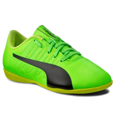 Puma Cipők PUMA - EvoPower Vigor 4 It Jr 103975 01 Green/Black/Yellow
