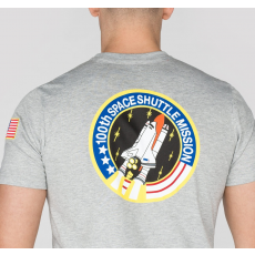 Alpha Industries SPACE SHUTTLE T - szürke