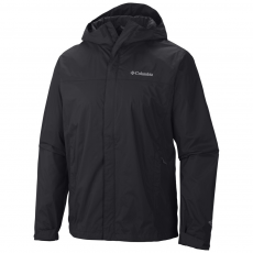 Columbia Watertight II Jacket Esőkabát,széldzseki D (1533891-q_010-Black)