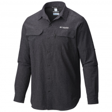 Columbia Irico Men's Long Sleeve Shirt Ing D (1654422-q_011-Black)