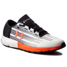 Under Armour Cipők UNDER ARMOUR - Ua Speedform Velociti 1285680-100 Wht/Blk/Pxf