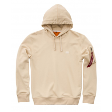 Alpha Industries X-Fit Hoody - caramel