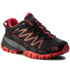The North Face Bakancs THE NORTH FACE - Ultra 110 Gtx (Eu) T92VVWTHS Tnf Black/Cayenne Red
