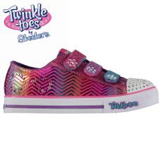 Skechers Vászon tornacipő Skechers Twinkle Toes gye.